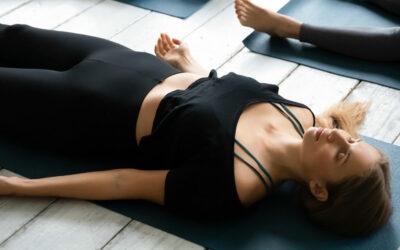 Pranayama – einfache Atemübung für Yoga-Einsteiger